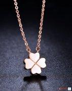 玫瑰金项链的挑选 玫瑰金项链保怎样选购