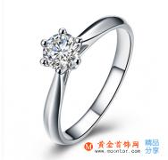 18K金钻石戒指价格 18K金钻石戒指保值吗
