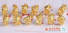 3d硬金(yingjin)、黄金、彩金之间到底有什么区别?哪种保值?