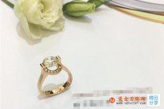 K金钻石戒指和铂金钻石戒指有什么区别?哪个更好呢?