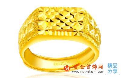戒指,黄金戒指,金戒指