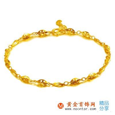 黄金手链有什么寓意  佩戴黄金手链代表的意义