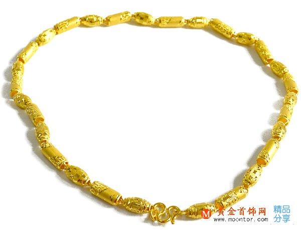 黄金手链重量