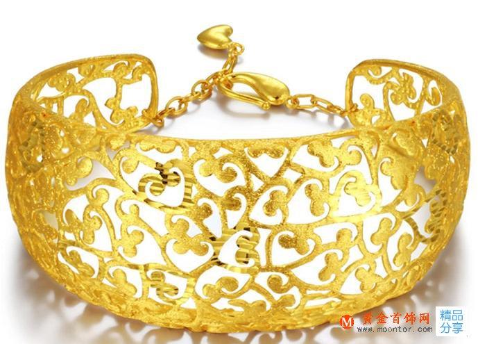 黄金手镯的寓意  黄金手镯有什么含义