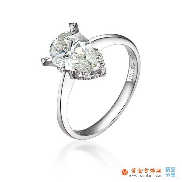 》》点击进入【天使的爱】 PT950铂金101分克拉钻石戒指