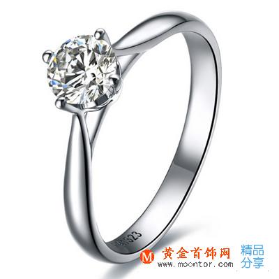 铂金戒指保养要定期清洗
