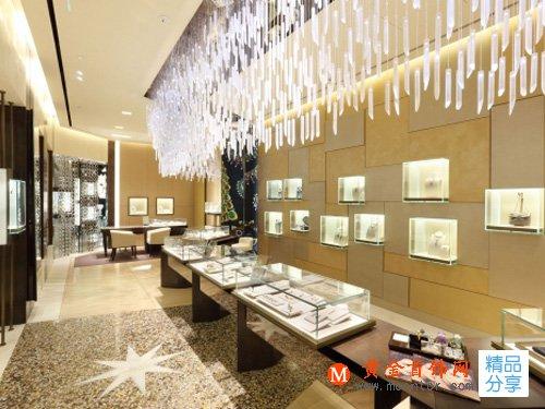 卡地亚上海专卖店