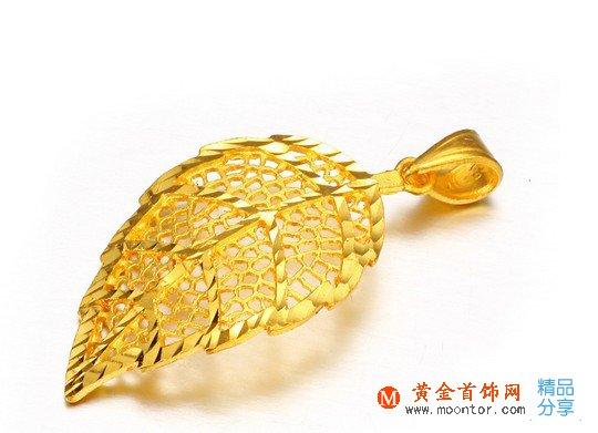 黄金饰品三