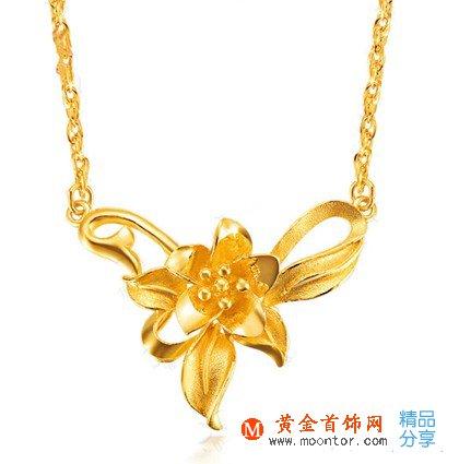 为什么黄金饰品会出现白斑或变白?