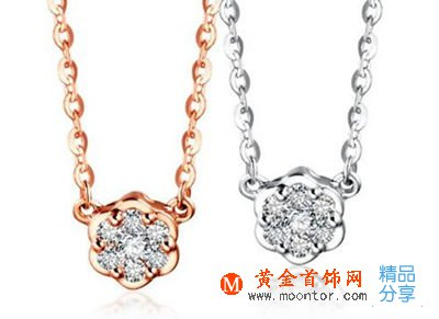 k金项链,项链,ww珠宝首饰网项链