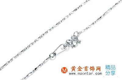 铂金项链,铂金,ww珠宝首饰网项链