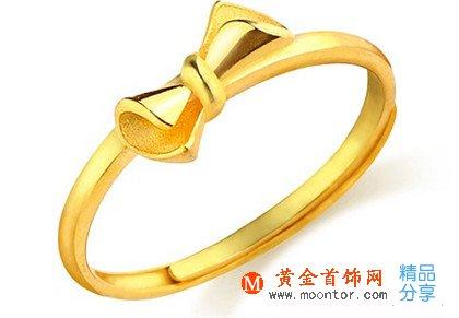 黄金戒指,黄金,ww珠宝首饰网戒指