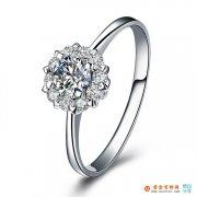 为什么说用K金镶嵌钻石最好