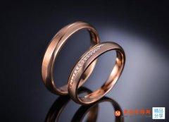 18k金结婚对戒 18k金可以做婚戒吗