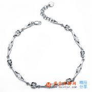 纯银手链有什么寓意  佩戴纯银手链代表的意义