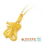 黄金吊坠图案有什么寓意  佩戴黄金吊坠图案代表的意义