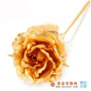 24k金箔玫瑰是真金的吗  24k金箔玫瑰怎么鉴别真假