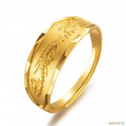 黄金戒指男款式推荐_黄金戒指男款式应该怎样选购