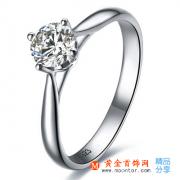 铂金戒指保养方法 保养铂金戒指要定期清洗_小心保存