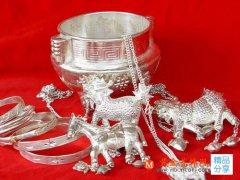 银饰品保养方法介绍 让银饰品恢复往日光彩