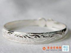 纹银是什么银?银的识别及保养方法