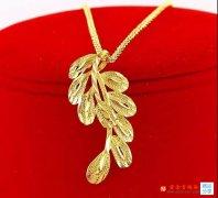 黄金戒指、吊坠、手镯容易变形吗?