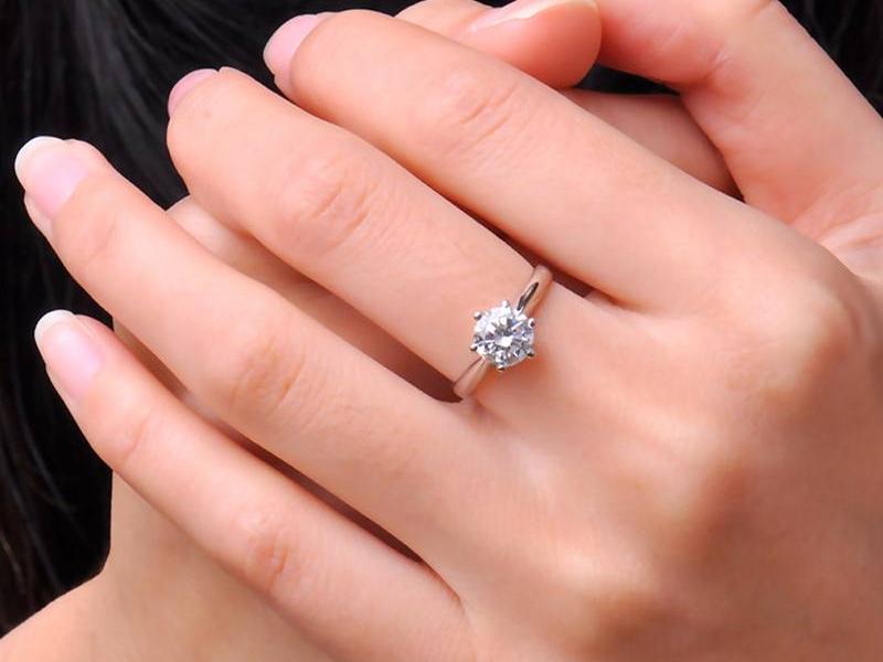 戒指尺寸怎么量,戒指圈口尺寸对照表-戒指测量方法