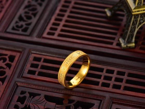 黄金戒指是软的好还是硬的好?硬金戒指