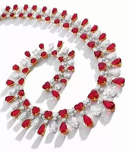 红宝石有几种颜色