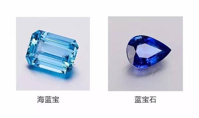 海蓝宝价格-海蓝宝选购和鉴别