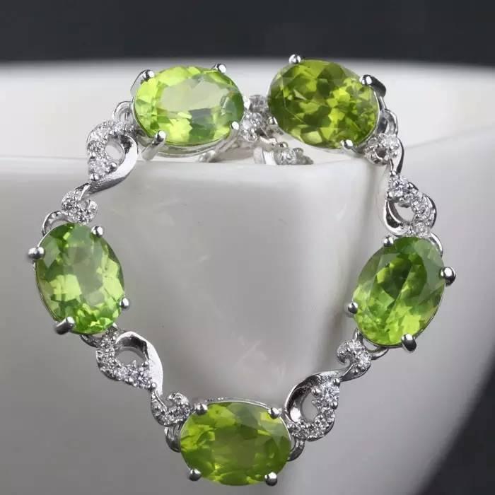 橄榄石价格-橄榄石的特征颜色及选购技巧
