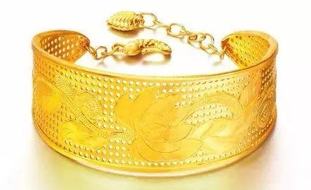 黄金手镯款式图片-黄金手镯款式及意义