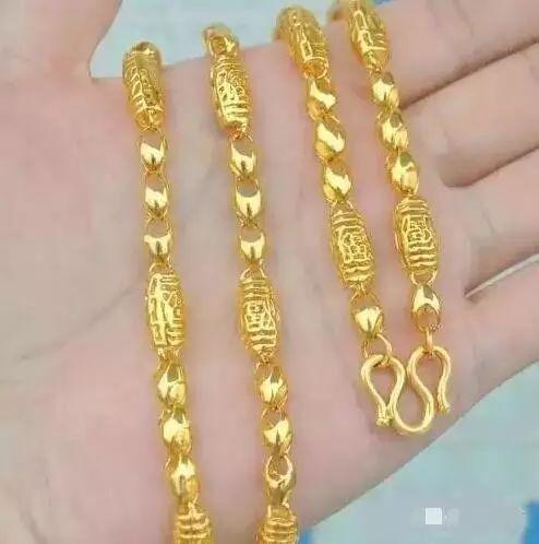 黄金项链经典款式-黄金项链款式名称【图片大全】