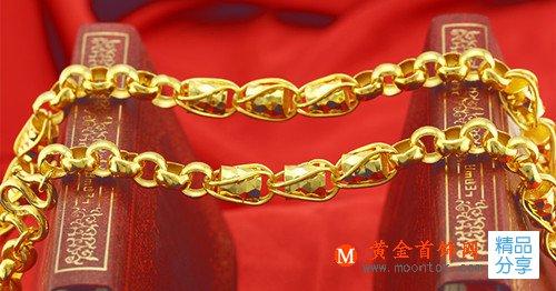 黄金项链款式有哪些 黄金项链如何挑选_婚戒首饰
