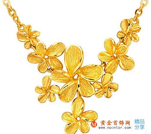 女生黄金项链买多重的好 黄金项链的三大选购技巧_婚戒首饰