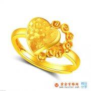 张万福黄金戒指好不好   黄金戒指什么款式好看_婚戒首饰