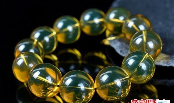 墨西哥蓝绿珀价格在琥珀中属于什么档次?