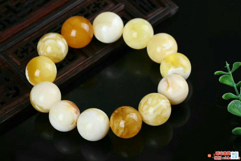 白花蜜蜡1.2珠子多少钱一克,你了解蜜蜡的估价原则吗?