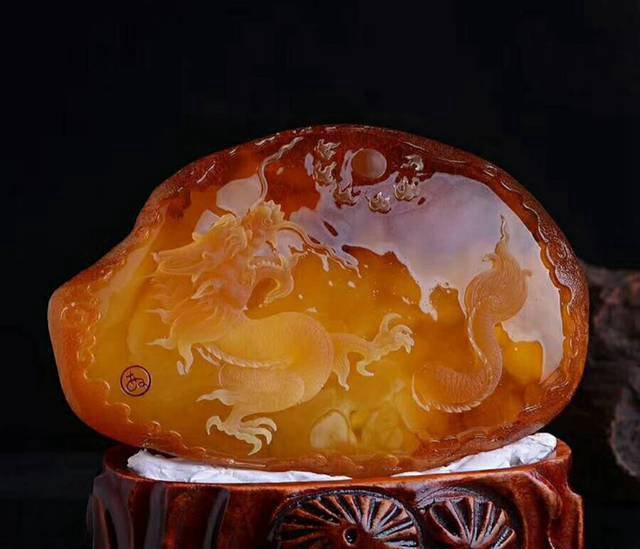 60克琥珀原石价格要多少钱,答案可能会超乎你的想象!