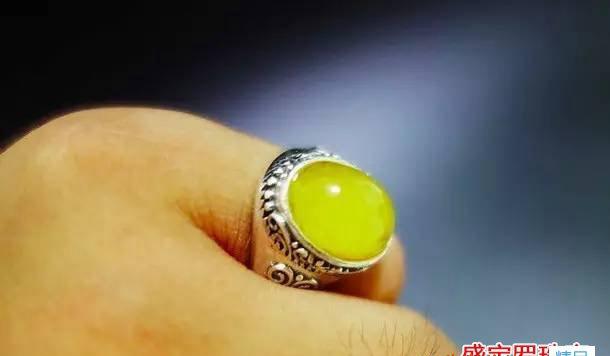 资深玩家手把手教你做蜜蜡戒指,千万别错过哟?