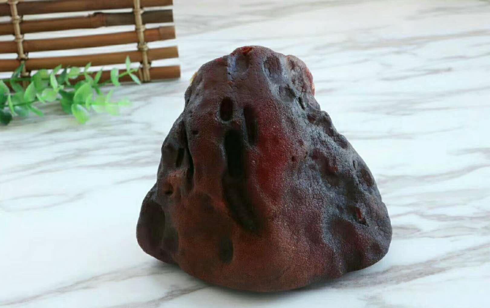 最大的琥珀原石有多少钱