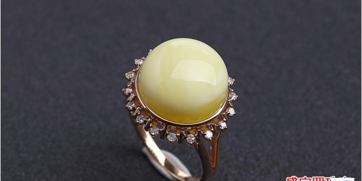 蜜蜡戒指怎么保养?