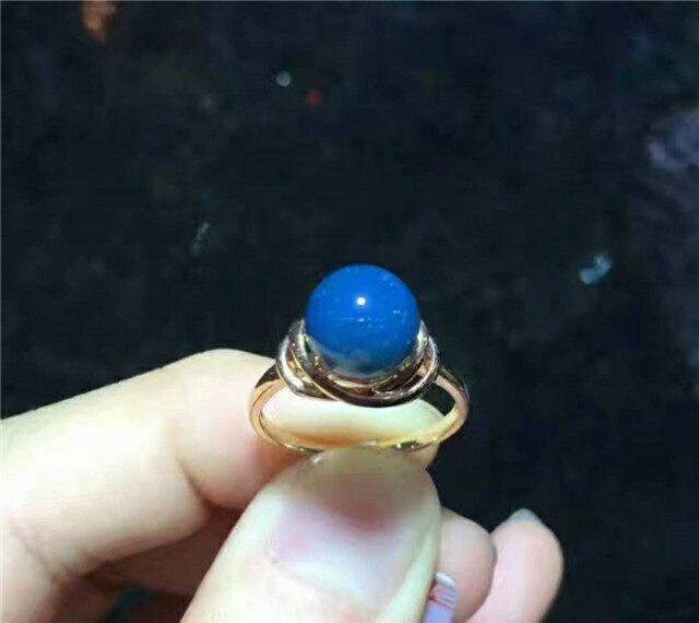 琥珀蜜蜡戒指