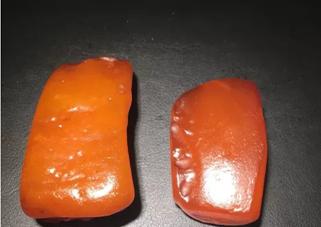 波兰琥珀原石价格,波兰原石有什么特点!