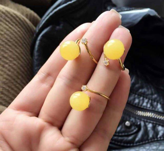 最新蜜蜡戒指银的价格表,让你远离吃药!