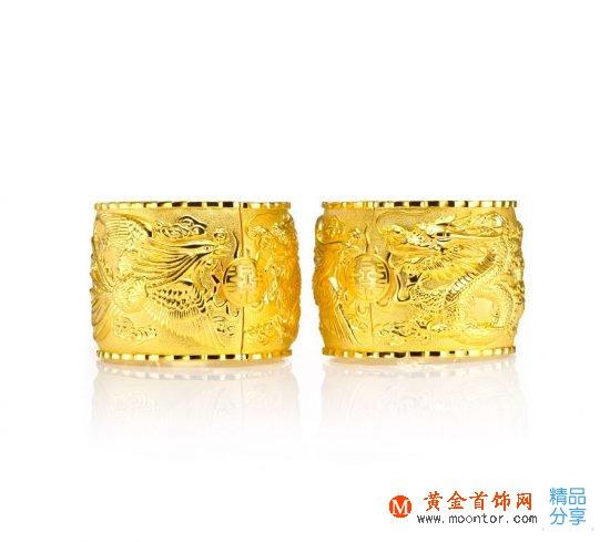 中国传统结婚金饰的9个含义