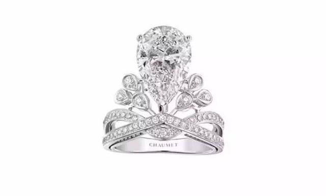 结婚应该选钻石戒指还是足金戒指、铂金戒指?!