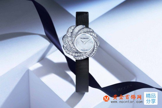 De Beers Diamond Jewellers:光之珠宝商-品牌感人故事