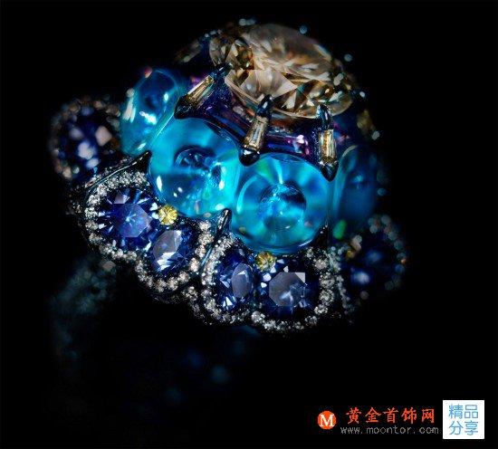 Wallace Chan(陈世英):宝石魔法师