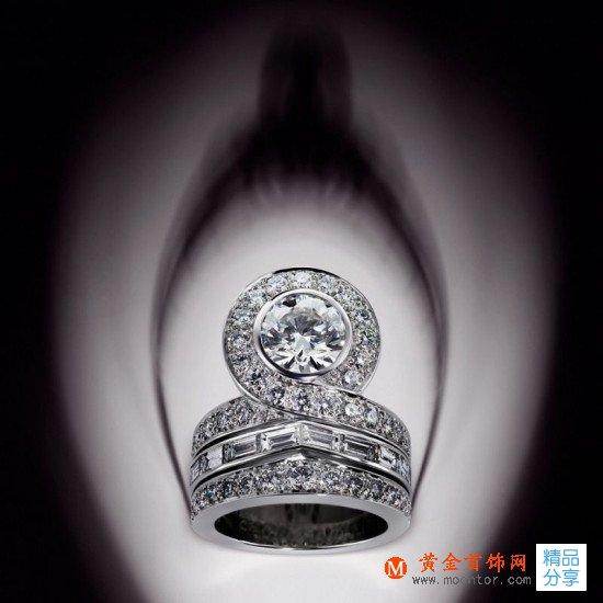 珠宝世界中的灵感缪斯:Chaumet X Josephine